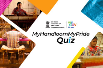 My Handloom My Pride Online Quiz 2021 by MyGov [Aug 7-10]: Play Now: Expired