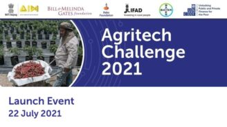 UNCDF Agritech Challenge 2021 [July 22- Aug 30]: Apply by Aug 31: Expired