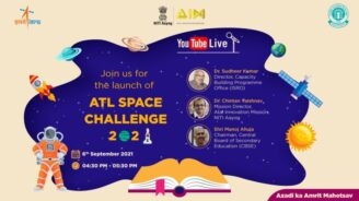 ATL Space Challenge 2021 by Niti Aayog: Apply by Oct 15 [Extended]: Expired