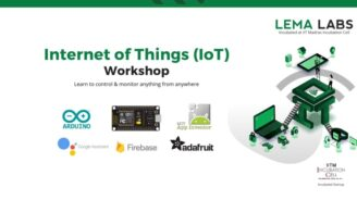 Workshop on Internet of Things (IoT) by Lema Labs (Incubated at IIT Madras) [Sep 25-26]: Register by Sep 19!: Expired
