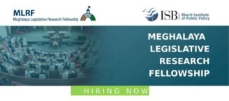 Meghalaya Legislative Research Fellowship 2021 (MIG ISB Fellowship) [14 Positions, Amount of Rs. 40 K]: Apply by Sep 20: Expired