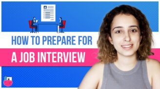 New YouTube Video: How To Prepare For A Job Interview!