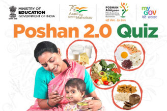 Online Quiz on Poshan 2.0 by Govt of India [Sep 1-30]: Register by Sep 30