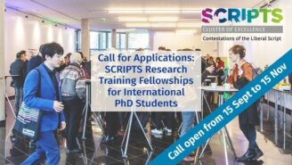 SCRIPTS Research Training Fellowships 2021 for International PhD Students [Funding Amount Rs. 1 L]: Apply by Nov 15
