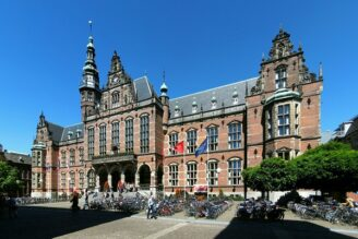 Eric Bleumink Scholarship 2022 at the University of Groningen [Fully Funded]: Apply by Dec 1