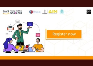 AWS Young Builders Challenge 2021 by CBSE [Class 6-12]: Register by Nov 5
