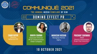 POST EVENT UPDATE: Communique 2021- Annual Media Conclave by XIM, Bhubaneswar
