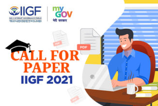 Call for Papers: India Internet Governance Forum 2021 by MyGov [Cash Prizes of Rs. 22k]: Submit by Oct 28